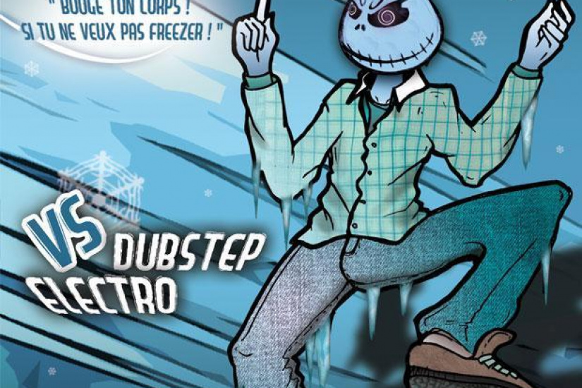 DROPS OF SWEAT #12 (DUBSTEP VS ELECTRO)