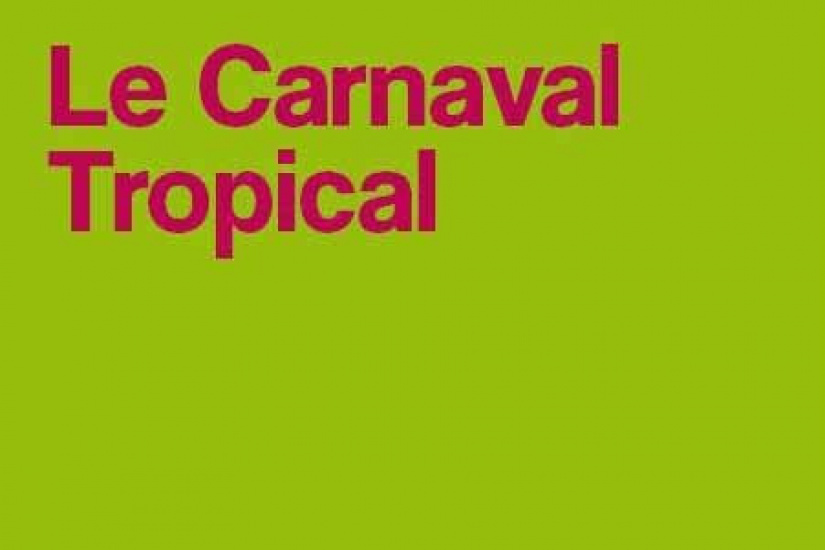 carnaval tropical affiche