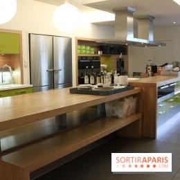 Photo Cuine Des Ateliers Alain Ducasse Cours De Cuisine Spécial - Cours de cuisine ducasse