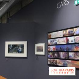 Album photos pixar l 39 exposition au mus e art ludique for Salon pixar paris
