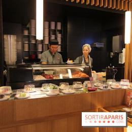 Album photos matsuri bo tie restaurant japonais paris - Restaurant japonais tapis roulant paris ...