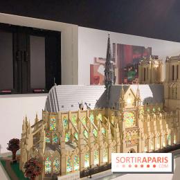 photo exposition lego l 39 h tel de ville la tour eiffel exposition lego l 39 h tel de ville. Black Bedroom Furniture Sets. Home Design Ideas