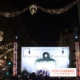Photo 1 illuminations de no l 2017 de la rue du faubourg - Illumination noel paris 2017 ...