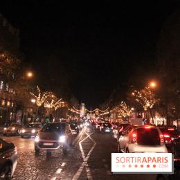 Photo 1 illuminations de no l 2017 de la rue du faubourg saint honor - Illumination noel paris 2017 ...