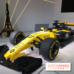 photo 8 d couvrez une formule 1 renault rs17 100 lego l 39 atelier renault. Black Bedroom Furniture Sets. Home Design Ideas