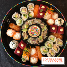 Box 20 ans Sushi Shop