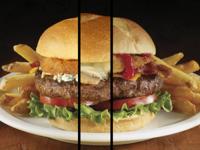 Composition de Legendary Burgers