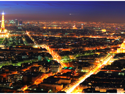 Nouvel An Paris