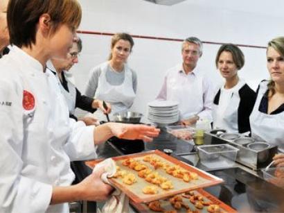 Cours de cuisine paris le top 7 des ateliers de chefs - Cours de cuisine michalak ...