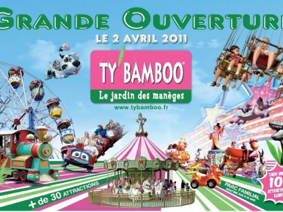 ty bamboo, ty'bamboo, dammarie les lys