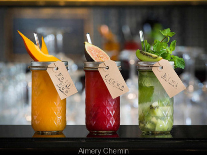 "Le Shangri-La lance sa ""collection automne"" de cocktails primeurs"