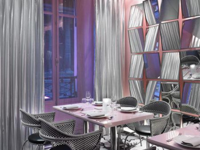 Café Fauchon : le sport healthy de la Fashion Week