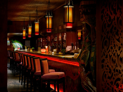 "Le ""Clicquot Lounge"" du Buddha Bar"