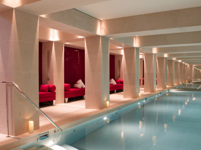 Le rituel Be Slim du Spa de La Réserve à Paris