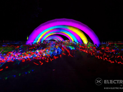 Electric Run 2015