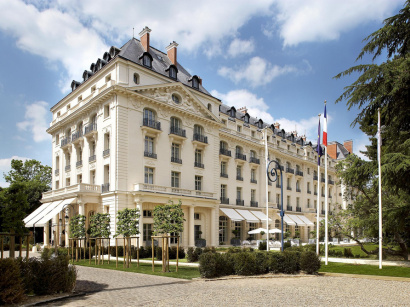 Euro 2016 Trianon Palace Versailles