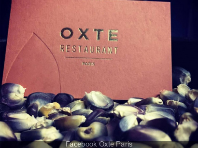 Oxte Restaurant Paris