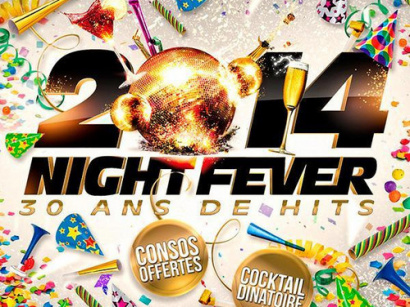 2014 NIGHT FEVER au PALACE PRIVILEGE