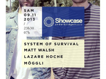 System Of Survival, Matt Walsh, Lazare Hoche & Möggli