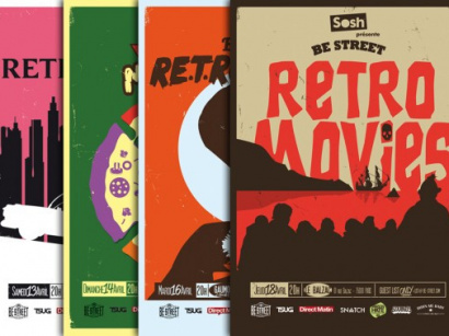 Be Street Retro Movies Tour2013