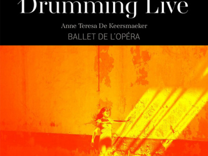 drumming live