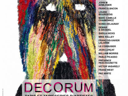 Exposition DECORUM au MAM