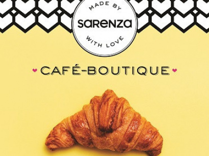 café-boutique Sarenza