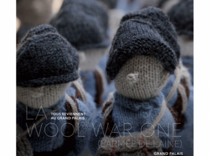 Wool War One au Grand Palais