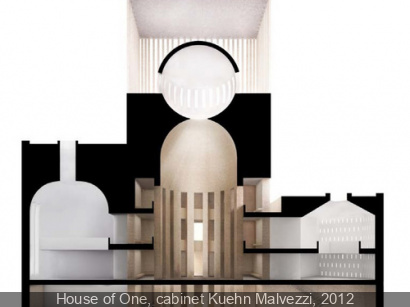 House of One, Kuehn Malvezzi au 104