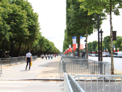 14 juillet 2017 à Paris : attention, restrictions de circulation !