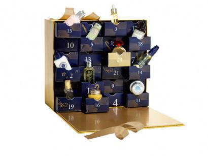 calendrier de l 39 avent 2017 100 parfums chez l 39 atelier cologne. Black Bedroom Furniture Sets. Home Design Ideas