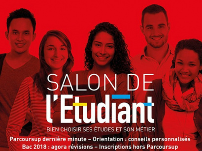 Salon de l'Etudiant de Paris 2018