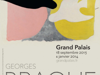 exposition Georges Braque au Grand Palais