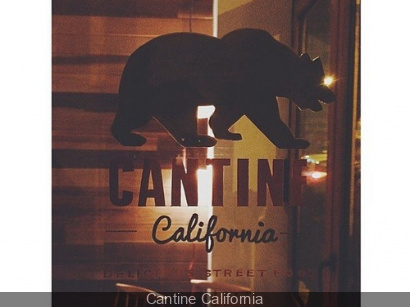 cantine california restaurant