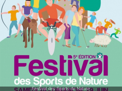 Festival des Sports de Nature 2014 à Meudon