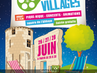 Cine-Villages à Saint-Maur