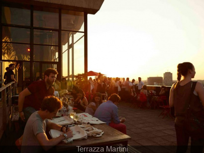 Terrazza Martini à Electric Paris