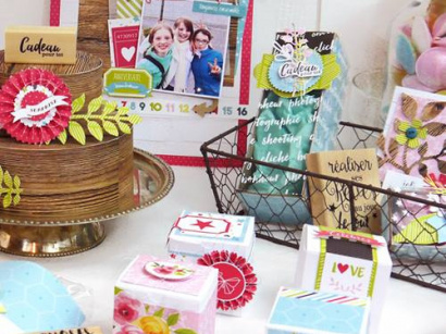 Version Scrap 2016, le Salon du Scrapbooking à la cité de la mode et du design