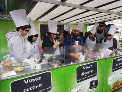 Cours de cuisine p ruvienne sur le march bastille - Cour de cuisine gratuit ...