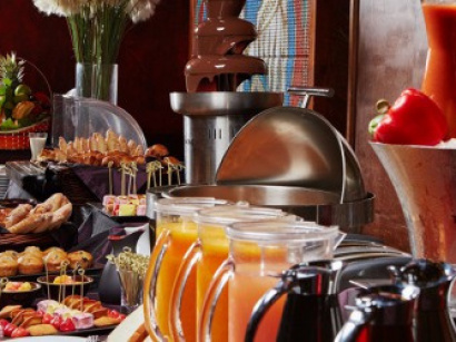 Brunch de Pâques 2017 au Buddha-Bar Hotel Paris