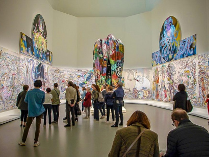 Au diapason du Monde, les photos de la nouvelle expo de la Fondation Louis Vuitton