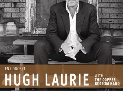 hugh laurie au grand rex, concert