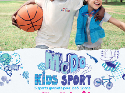 mc do kids sport paris plage, paris plages