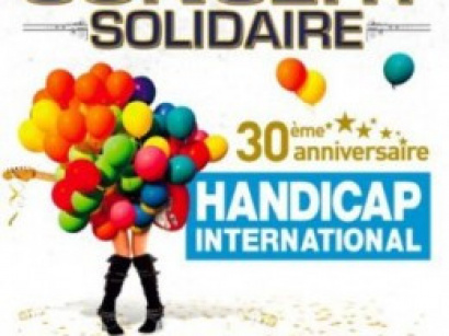 concert solidaire handicap international