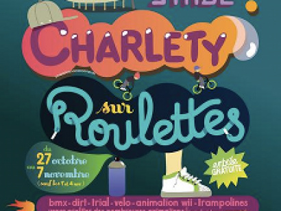 Charlety sur roulettes 2012
