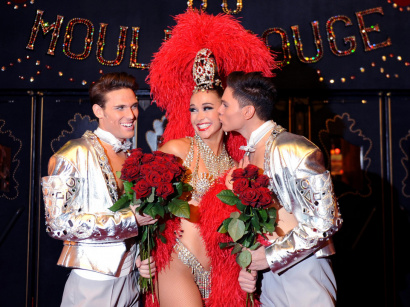 La Saint Valentin 2013 au Moulin Rouge