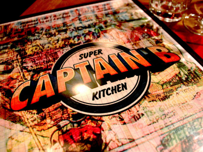 restaurant Captain B à Paris
