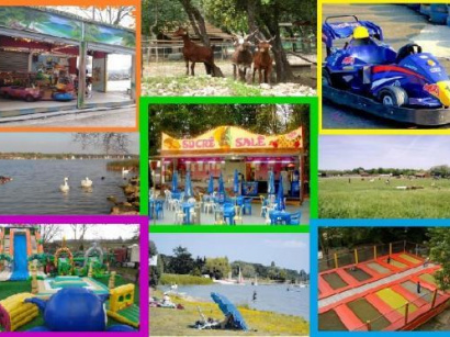 Les activit s d 39 t 2016 base de loisirs de saint for Parc attraction yvelines