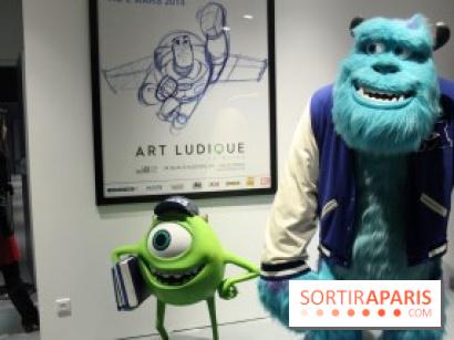 L 39 exposition star wars identities prolong e la cit du for Salon pixar paris