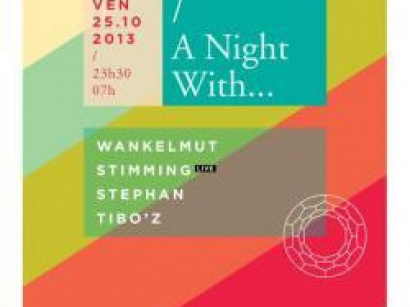 A Night With… Wankelmut au Showcase